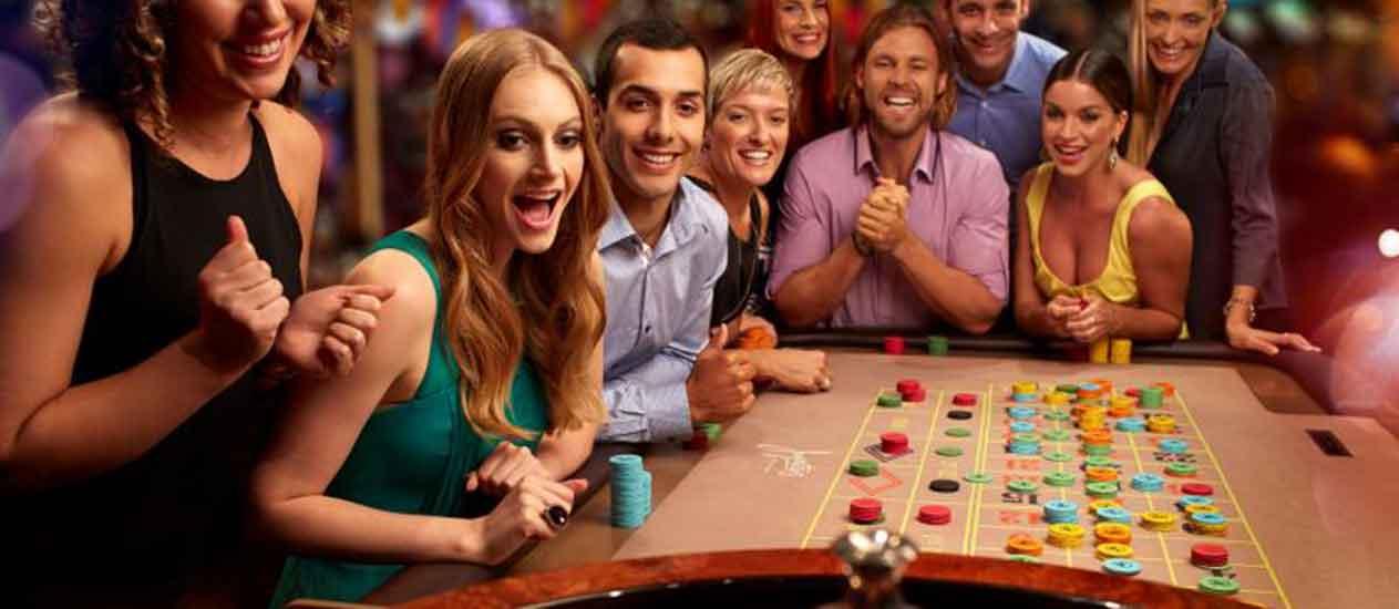 великолепный отдых в казино