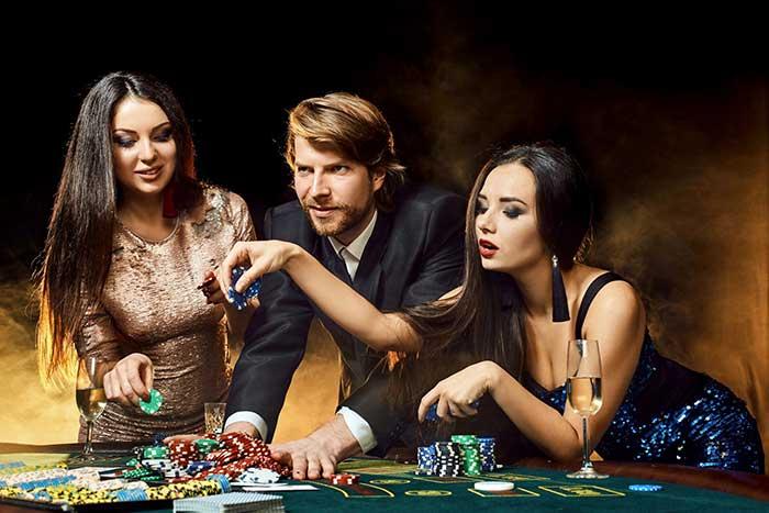 профессиональные игроки в казино
